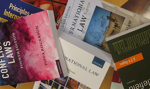 international law books