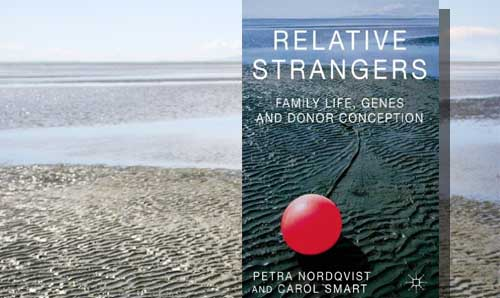 Cover of Relative Strangers