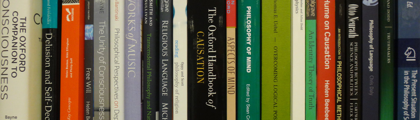 Philosophy text books written by staff