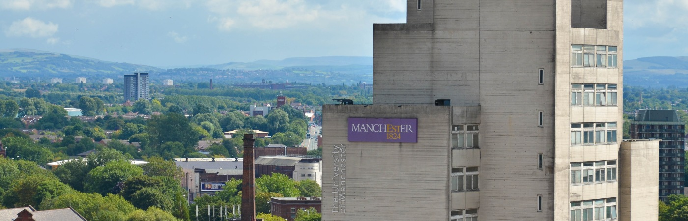 View from Sackville Street building roof